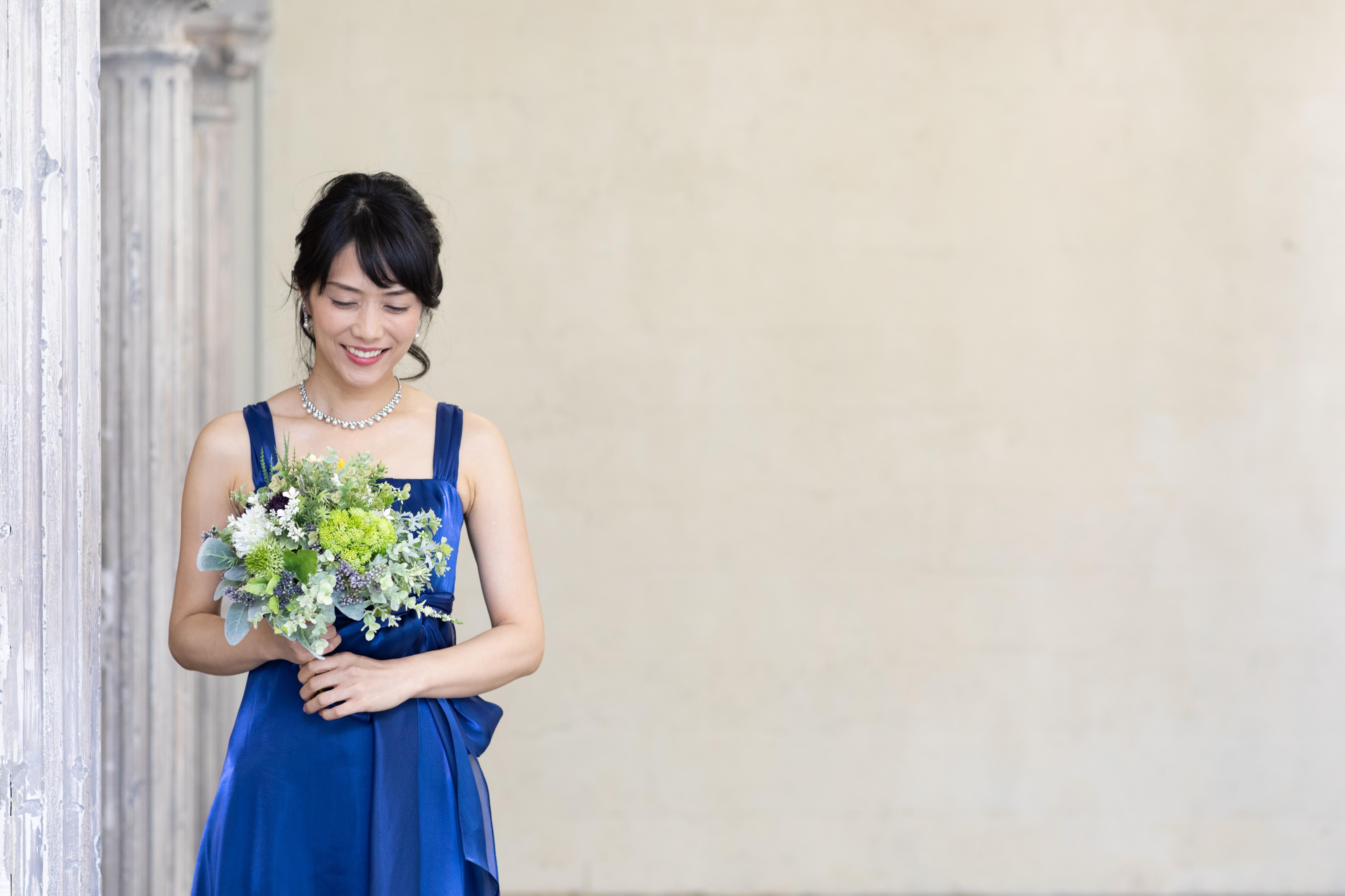 テレビ東京「笑われるニホン人」にドレスを提供いたしました