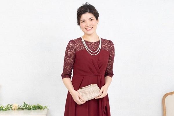 秋におすすめのカラーレンタルドレスご紹介
